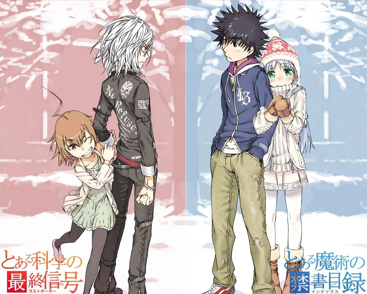 Photos To Aru Majutsu No Index Anime