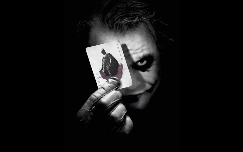 Wallpaper The Dark Knight Joker Hero Movies