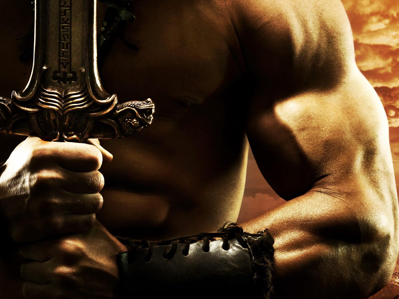 Photos Conan The Barbarian 2011 Film