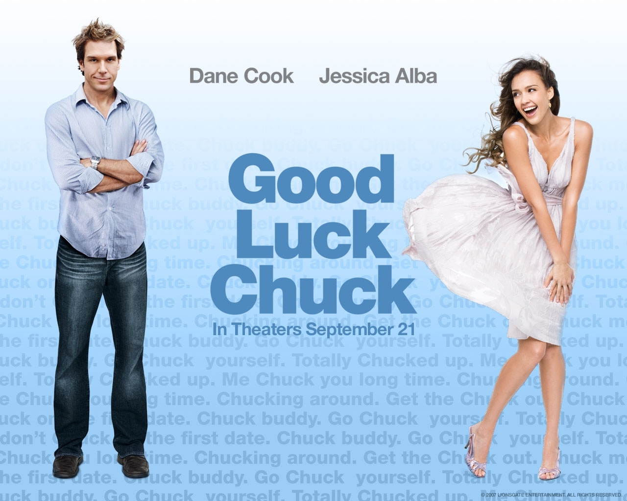 Pictures Good Luck Chuck Movies