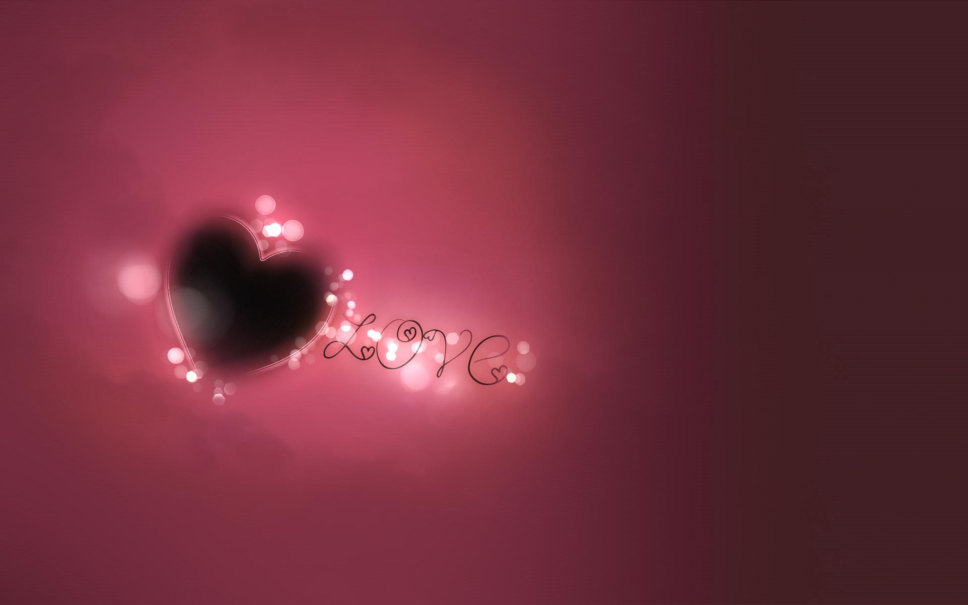 Wallpaper Valentine S Day Heart 1920x1200