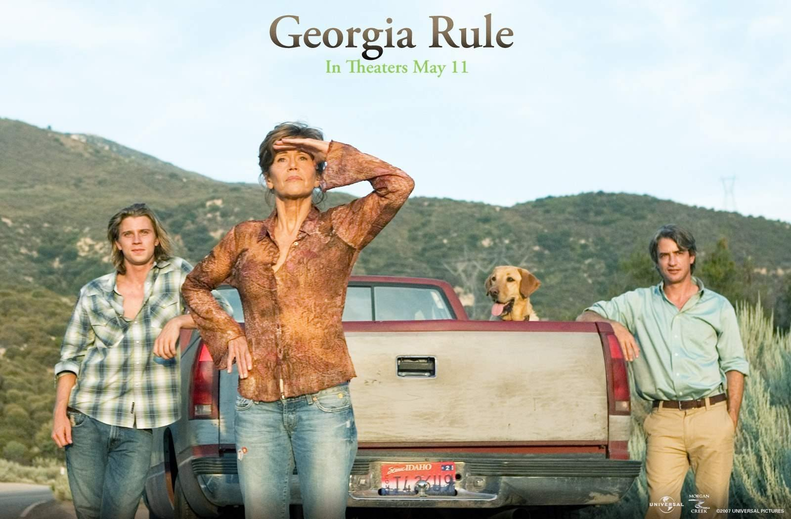 Film Georgias Gesetz