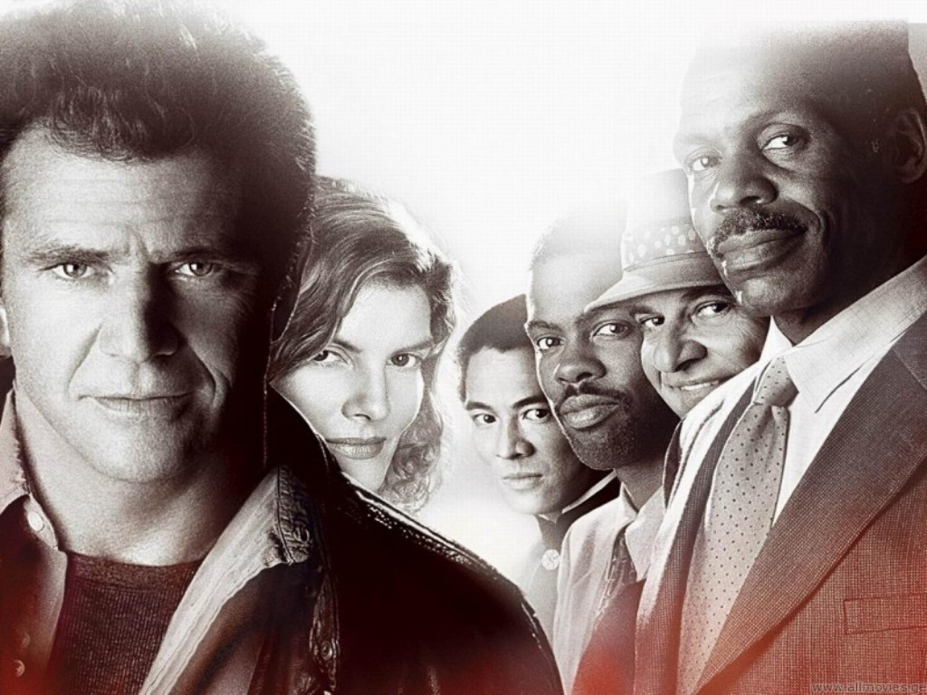 Images Lethal Weapon Movies film