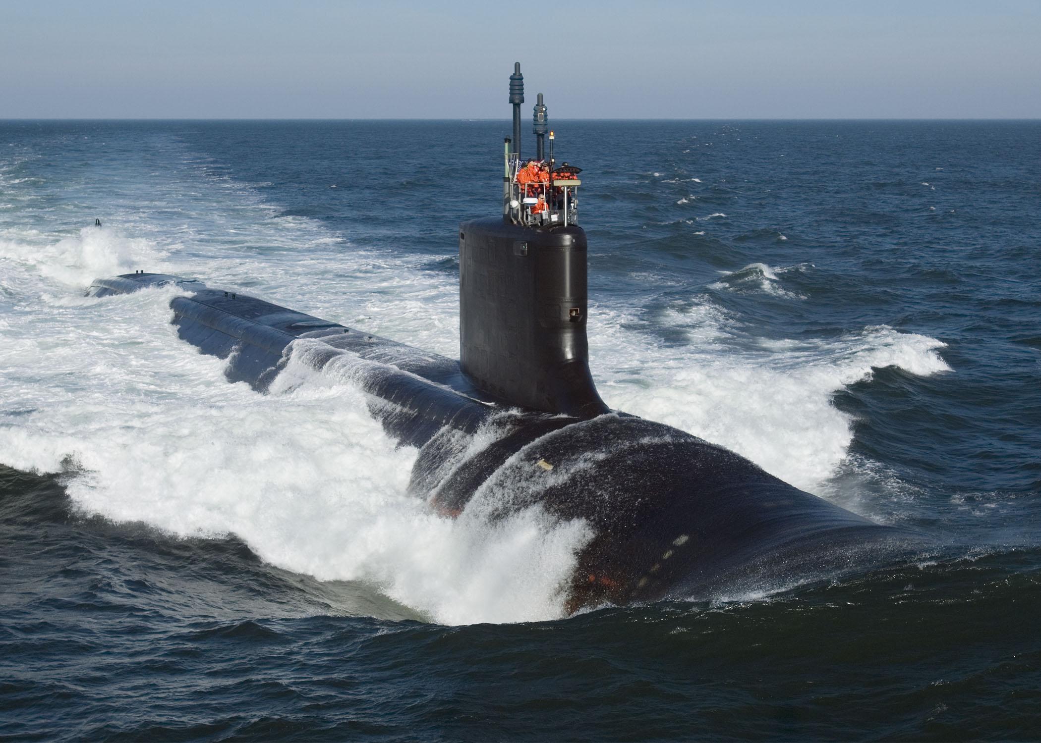 Новейшие подводные лодки в картинках