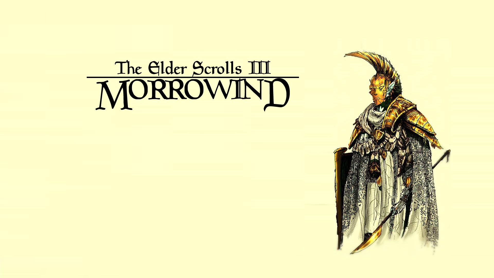 Photo The Elder Scrolls The Elder Scrolls III: Morrowind