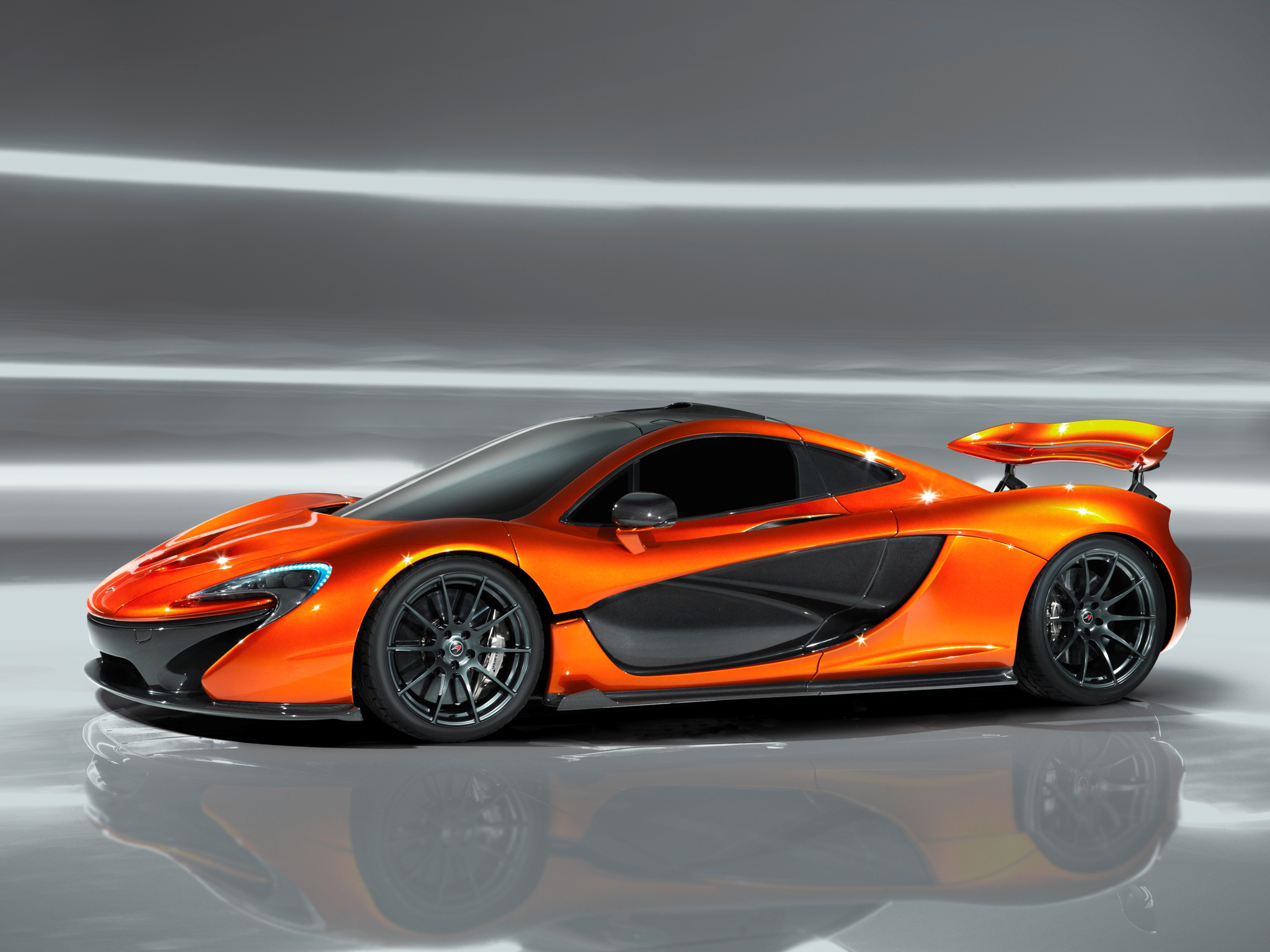 fotos von mclaren p1 concept luxus orange autos 2048x1536. Black Bedroom Furniture Sets. Home Design Ideas