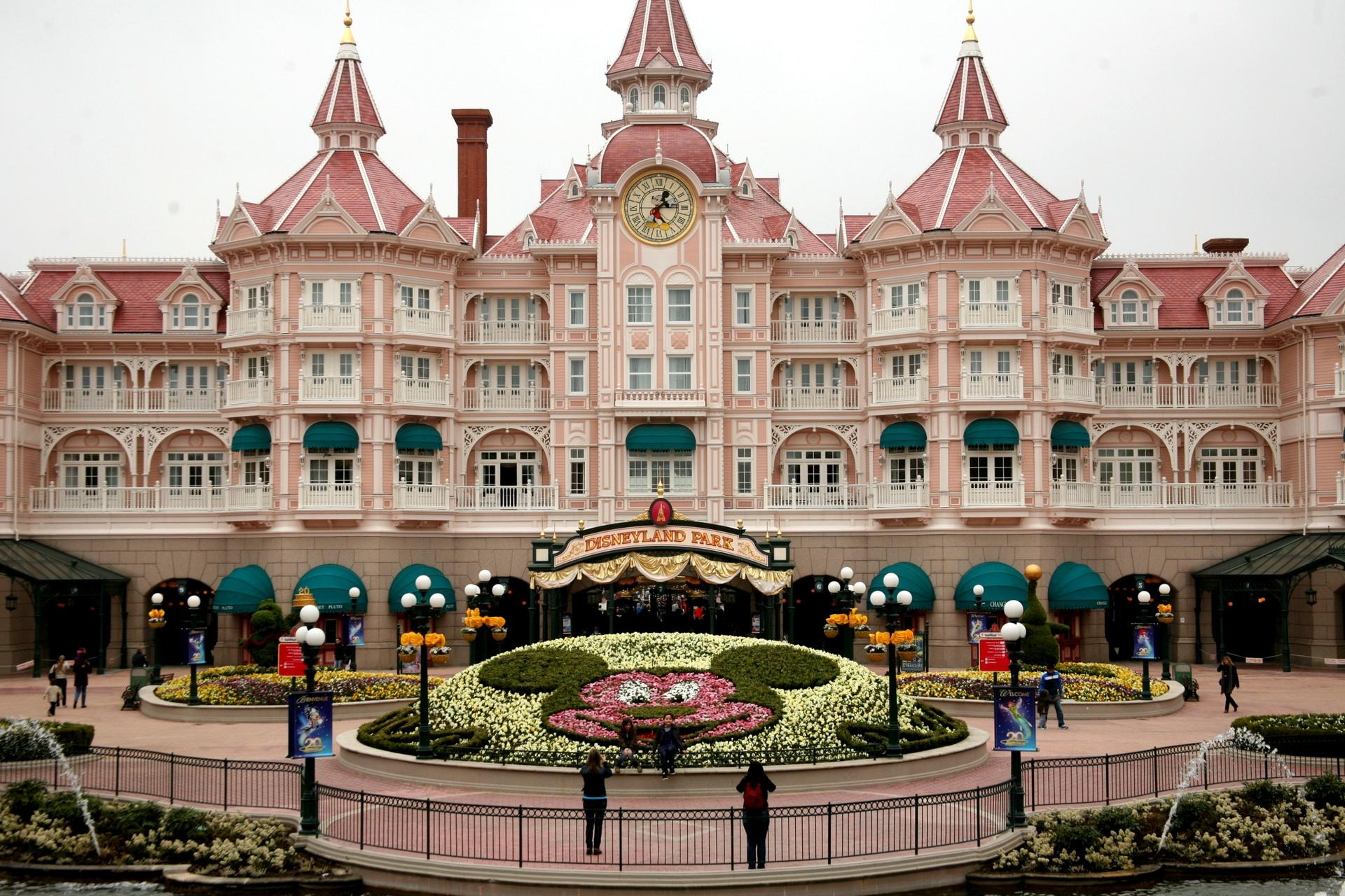 Hintergrundbilder frankreich hotel disneyland paris st dte for Frankreich hotel paris