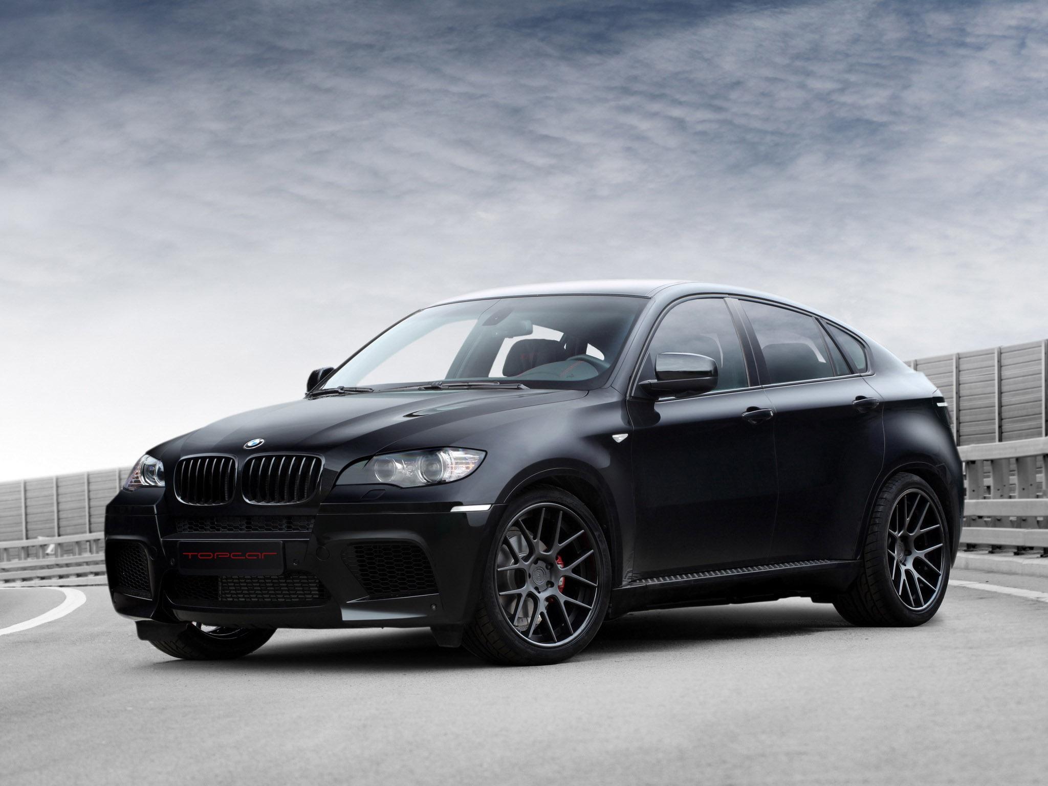 Papeis de parede BMW topcar bmw x6 Carros baixar imagens
