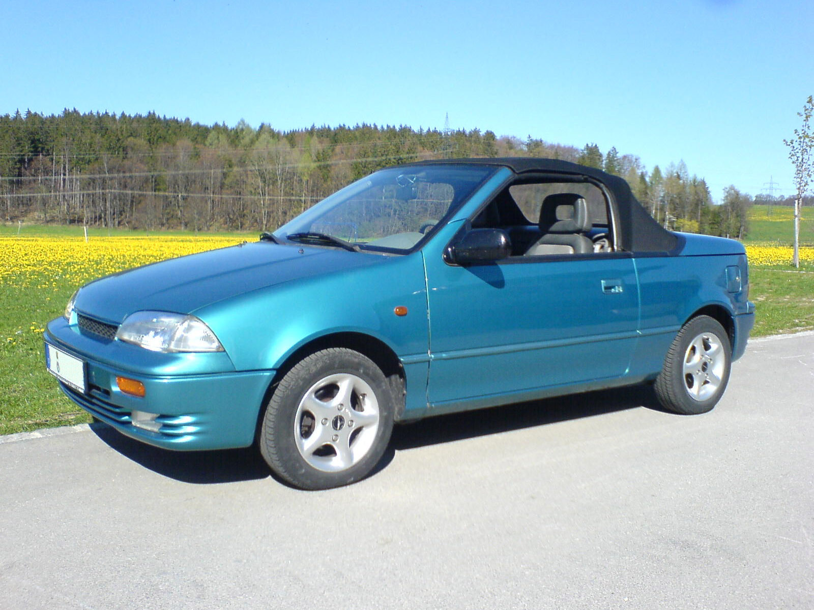 Suzuki - Voitures voiture, automobile Voitures