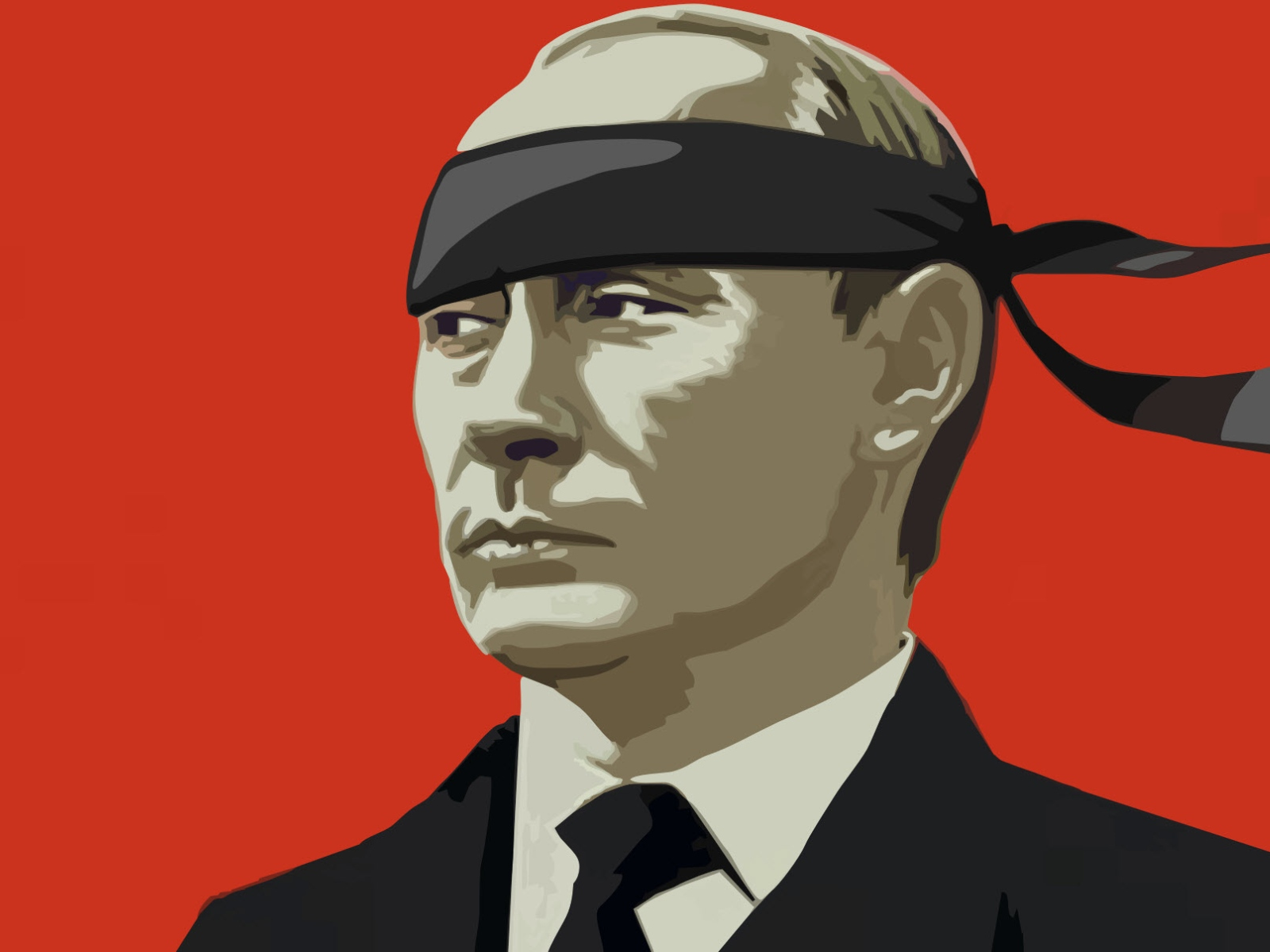 Wallpaper Vladimir Putin Humor President Vector Graphics