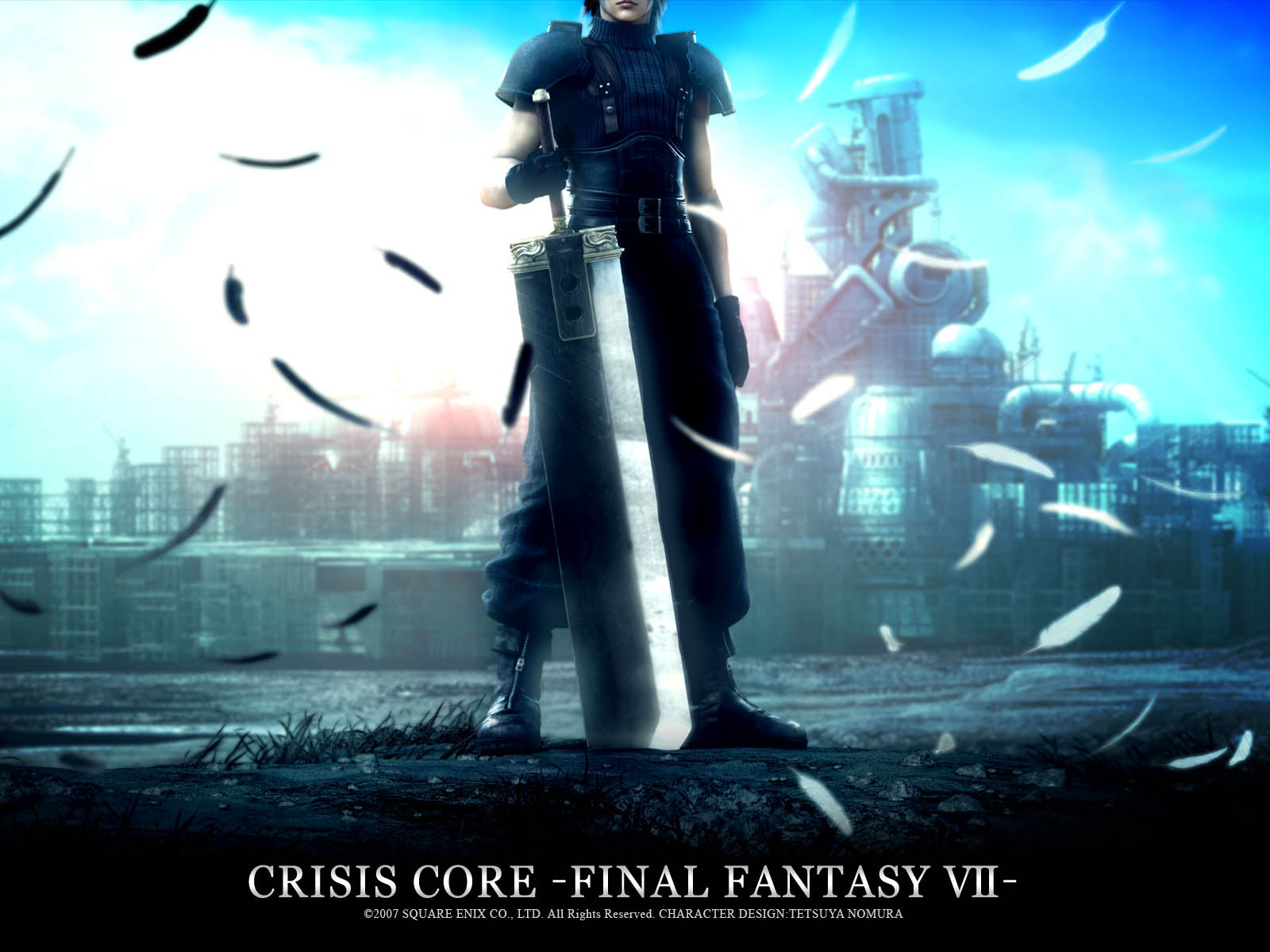 Image result for crisis core final fantasy vii