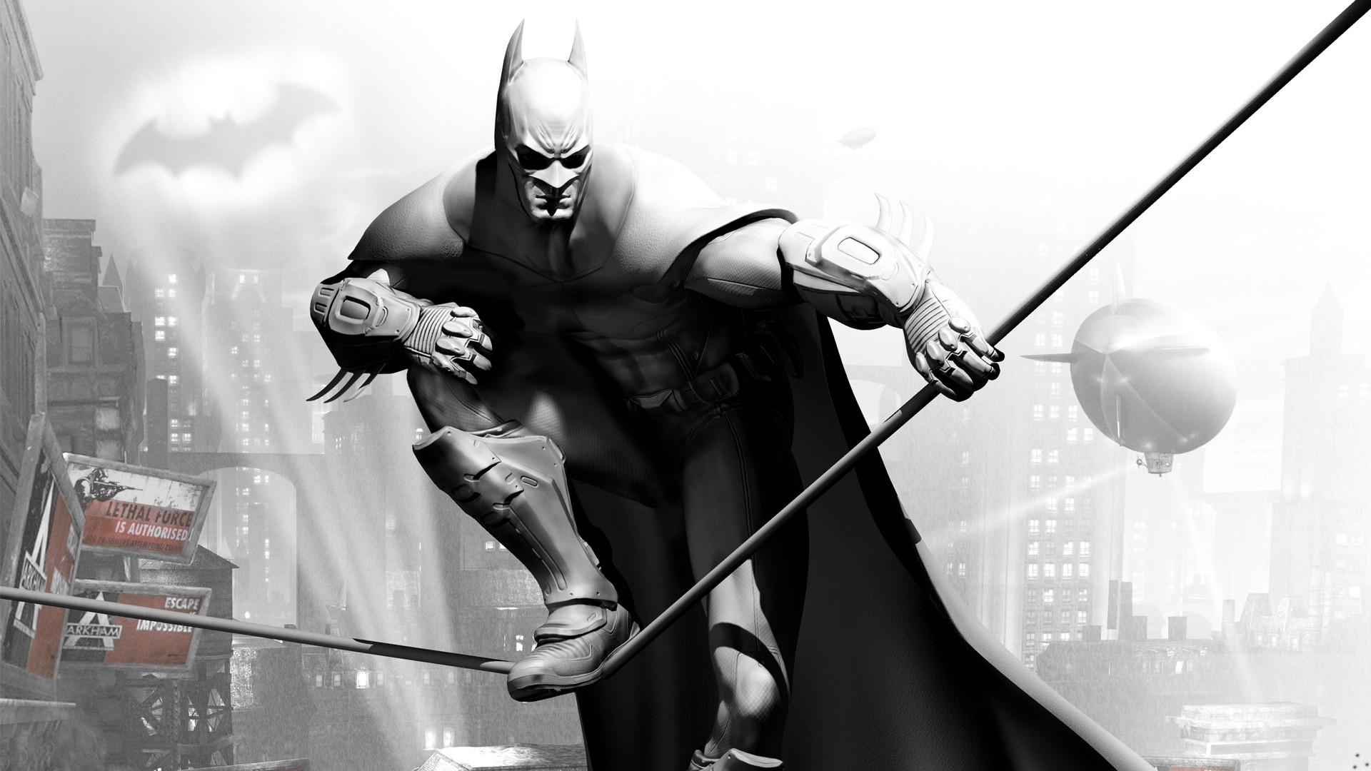 Wallpapers Batman Heroes Comics Batman Hero Games