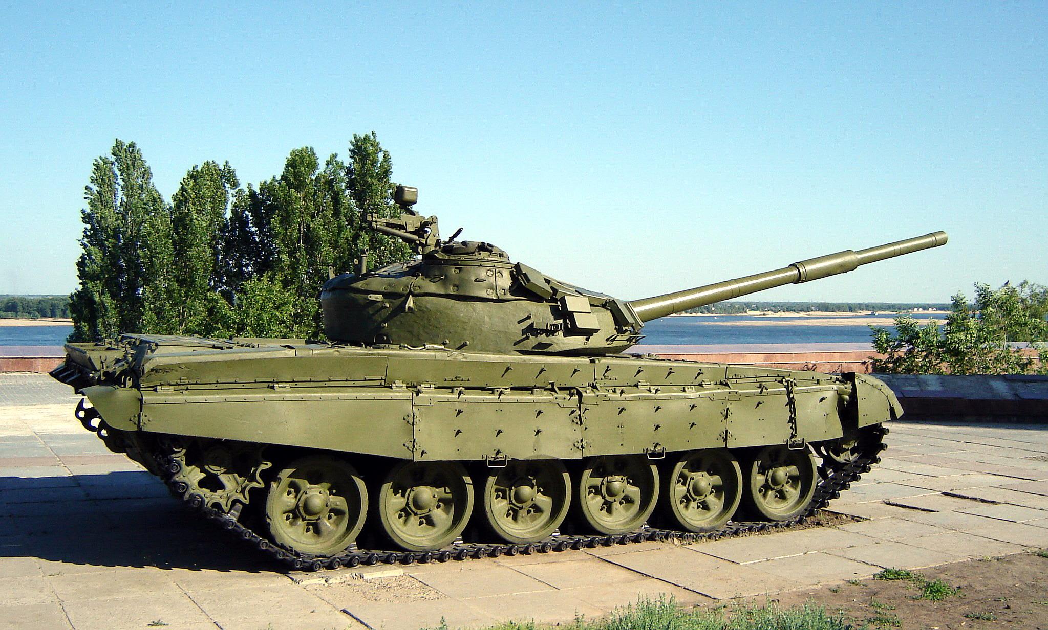 Т-72, танк фото 2
