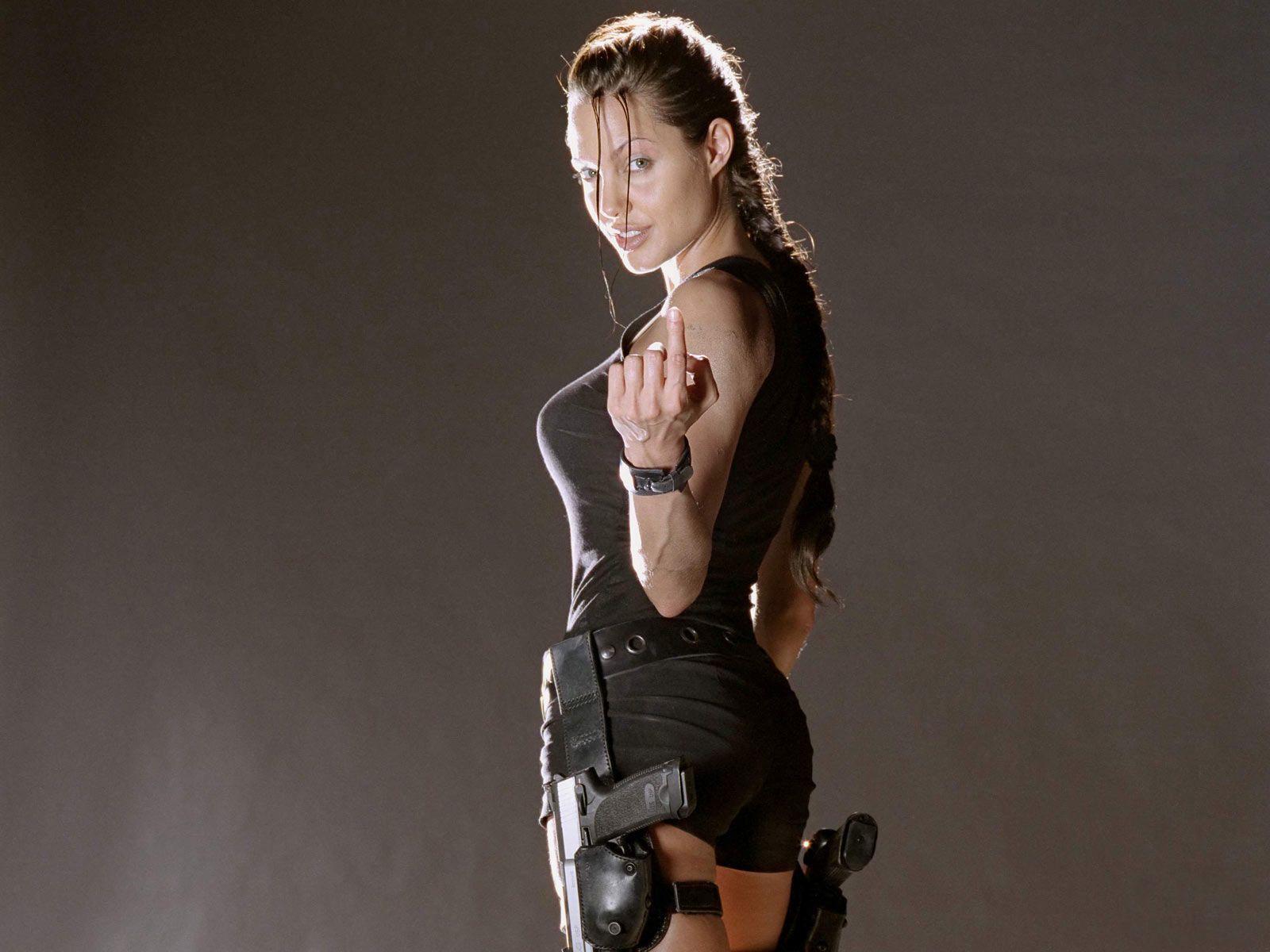 Picture Lara Croft Tomb Raider Movies