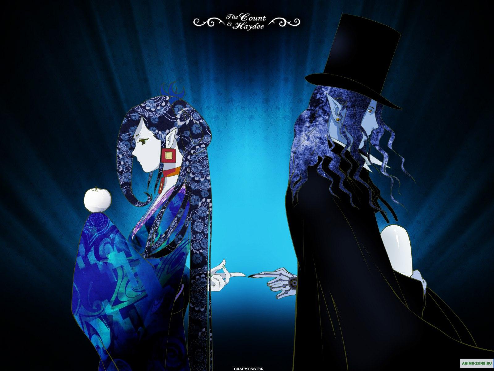 Image Gankutsuou The Count Of Monte Cristo Anime