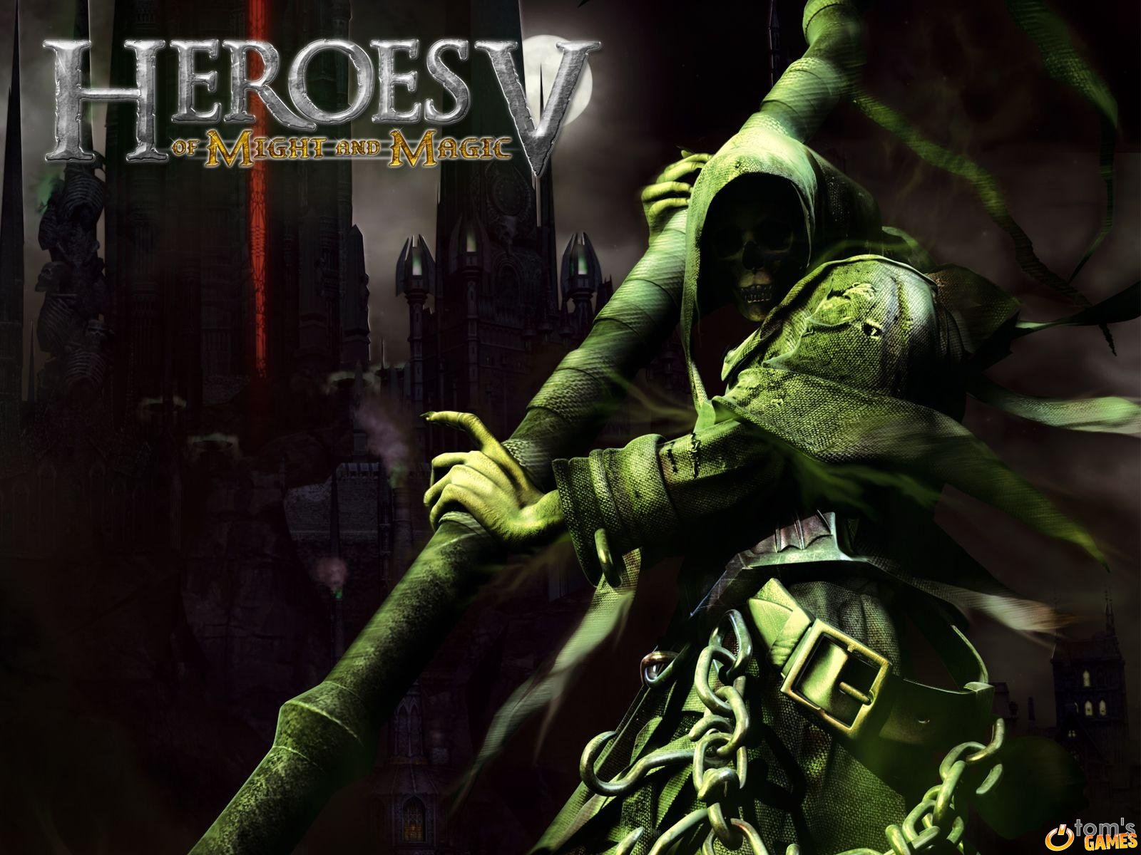 Wallpaper Heroes V Heroes Of Might And Magic Games