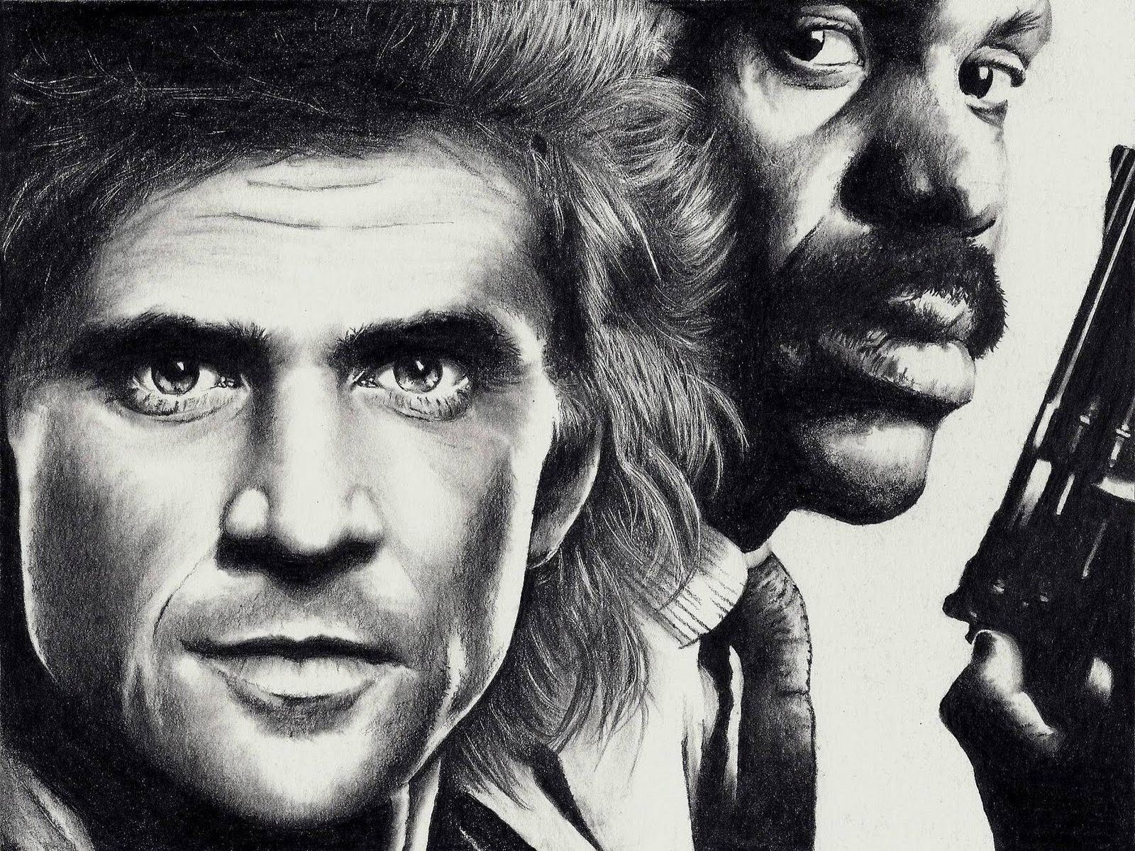 Wallpaper Lethal Weapon film Movies