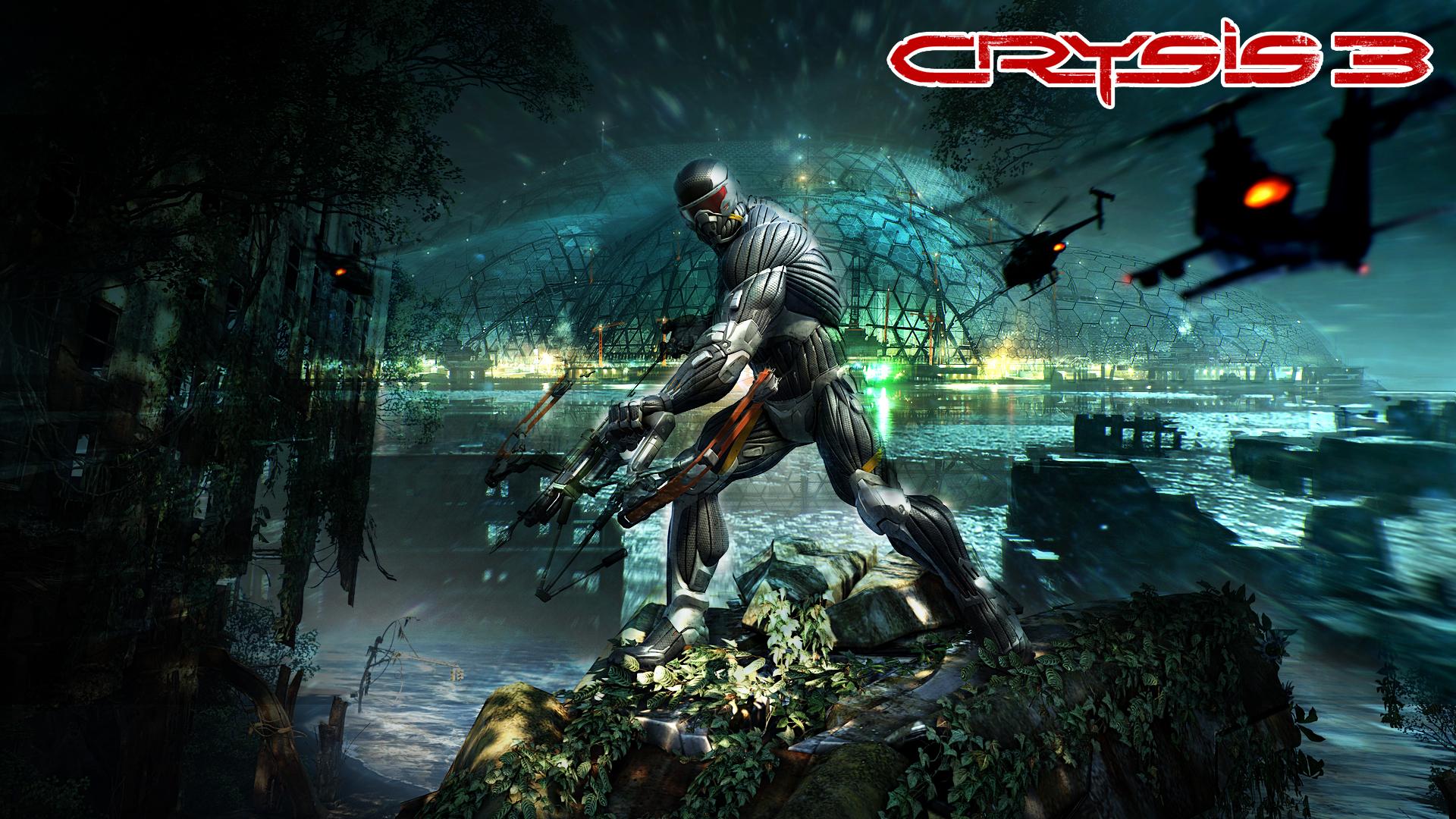 Crysis 3 Full HD Fondo de Pantalla and Fondo de escritorio ...