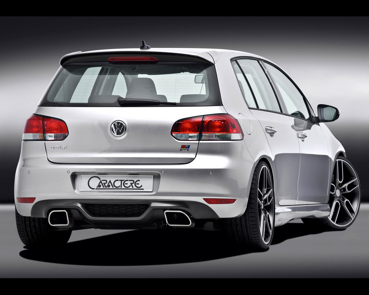 Picture Volkswagen Vw Golf 6 Cars