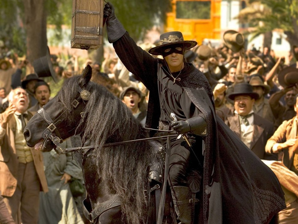 The Legend of Zorro - Wikipedia