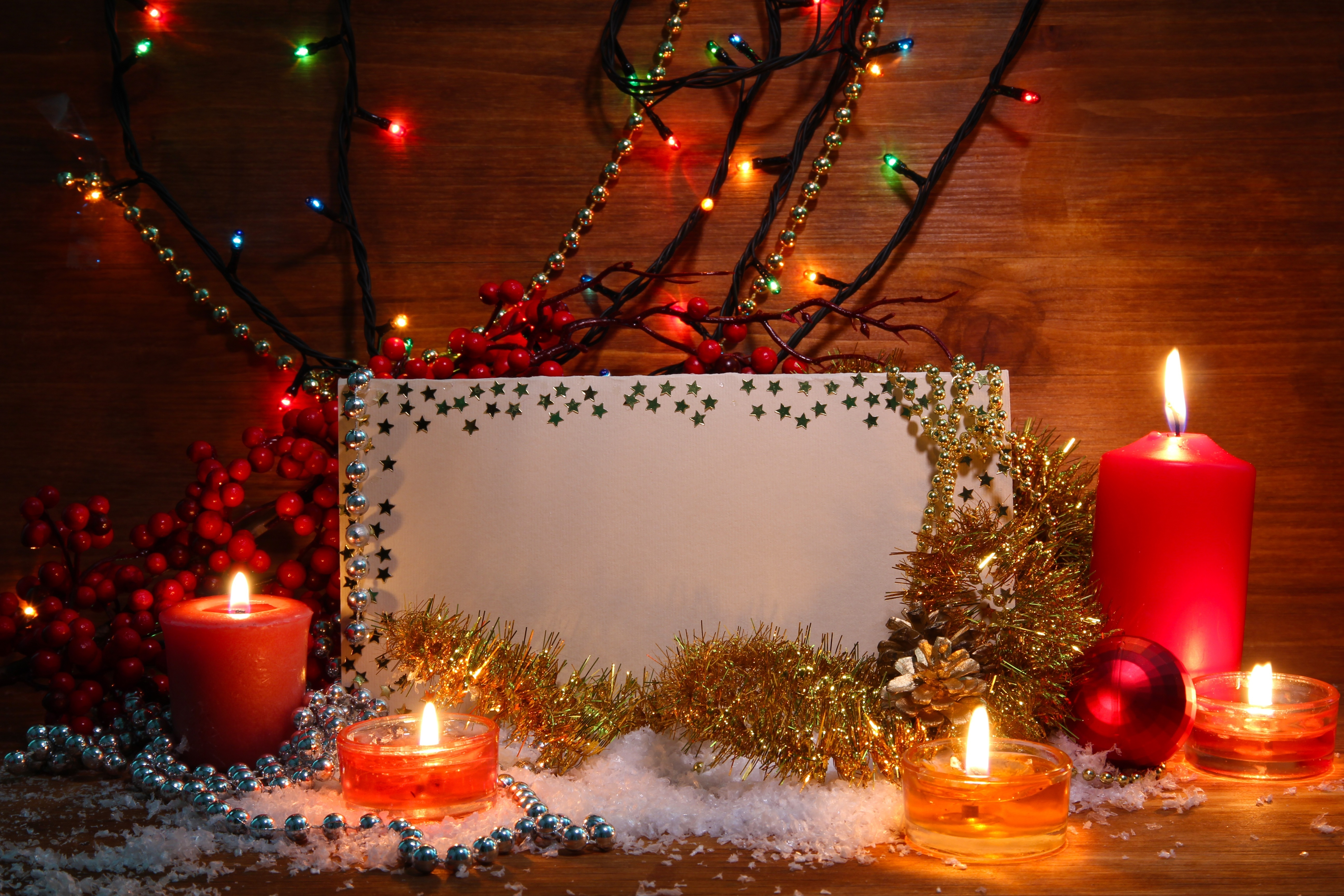 fonds d 39 ecran jour f ri s nouvel an bougies illuminations de no l t l charger photo. Black Bedroom Furniture Sets. Home Design Ideas