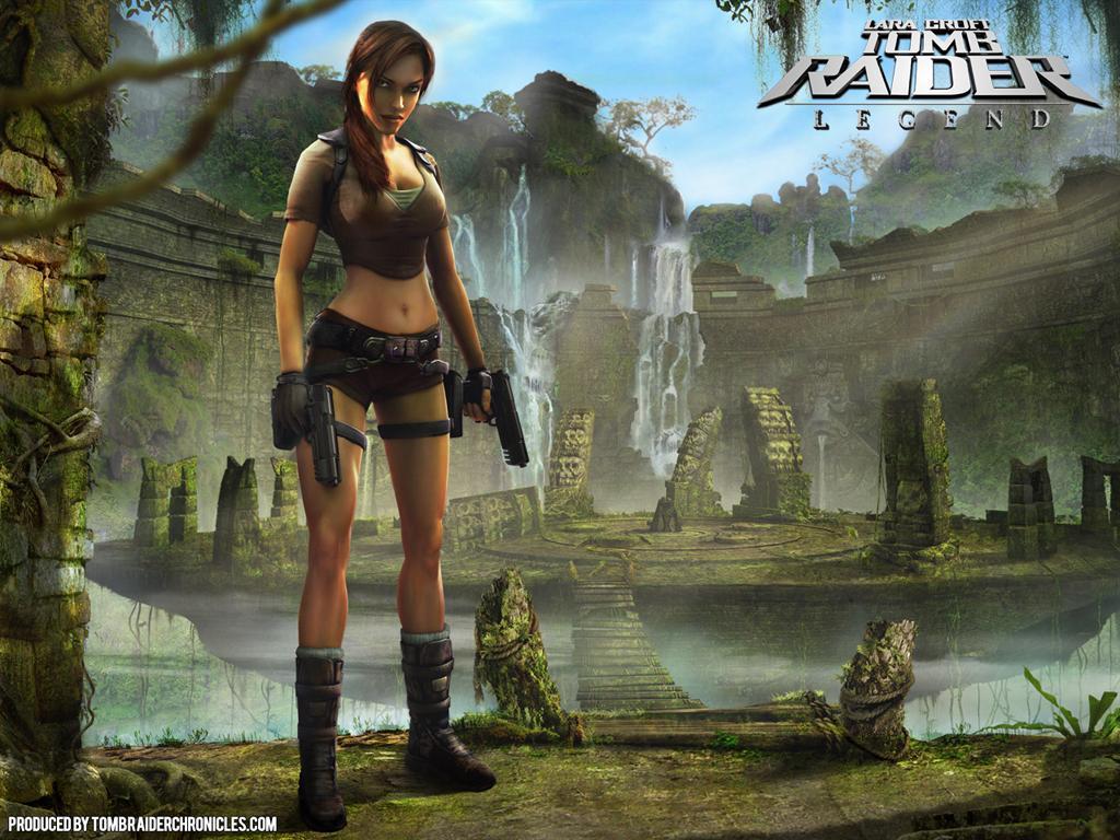 Fondos De Pantalla Tomb Raider Tomb Raider Legend Juegos