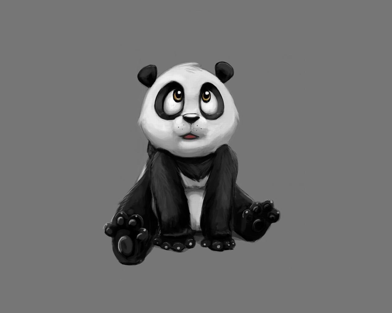 fondos de pantalla oso pandas animación descargar imagenes