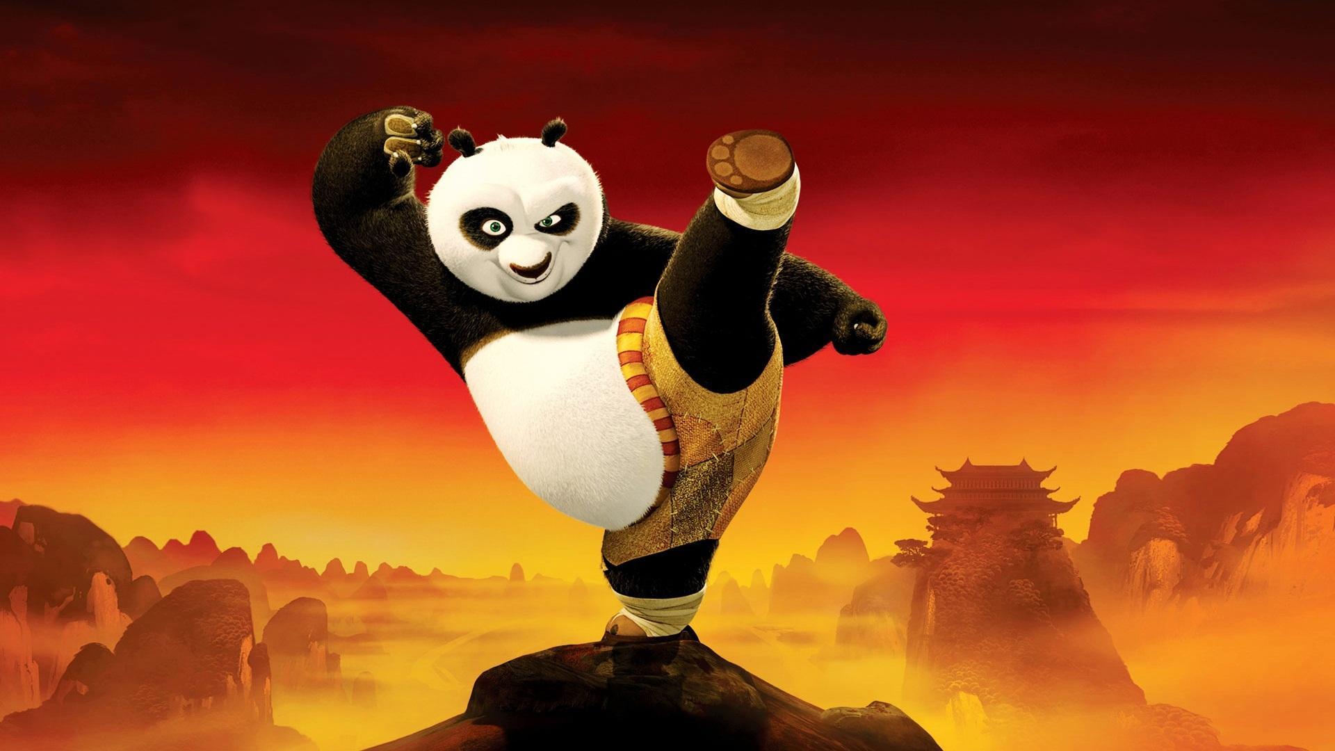 fondos de pantalla kung fu panda animación descargar imagenes