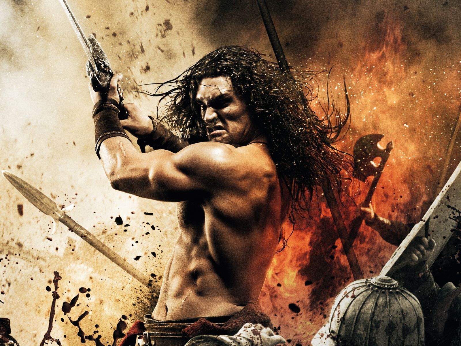 conan the barbarian 2011 download