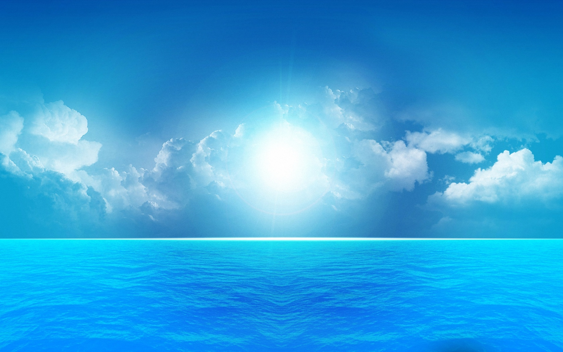 wallpapers nature open sea 1920x1200