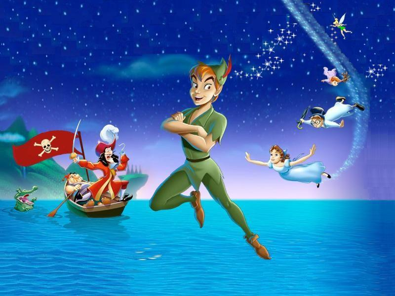Photos Disney Peter Pan Cartoons