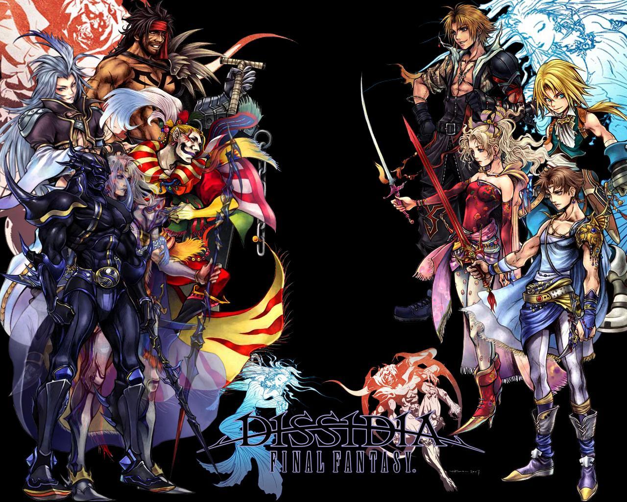 Photo Final Fantasy Final Fantasy Dissidia Games
