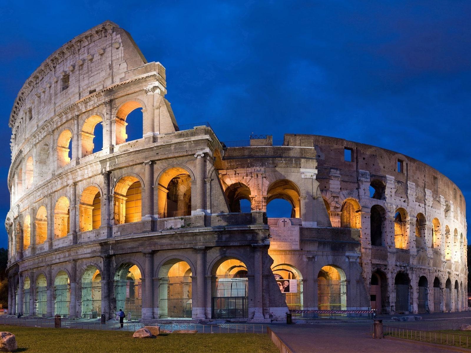 Berühmte Architektur kolosseum italien bogen architektur städte berühmte gebäude