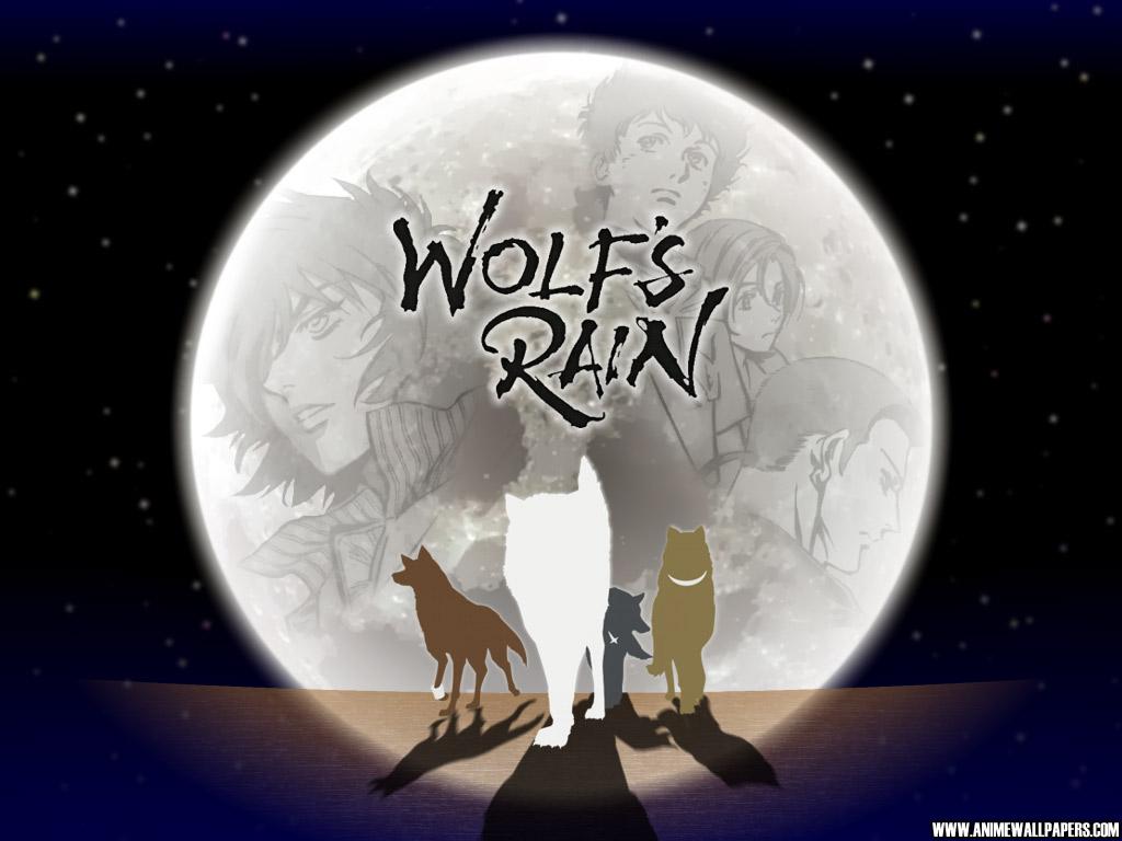 Picture Wolfs Rain Anime