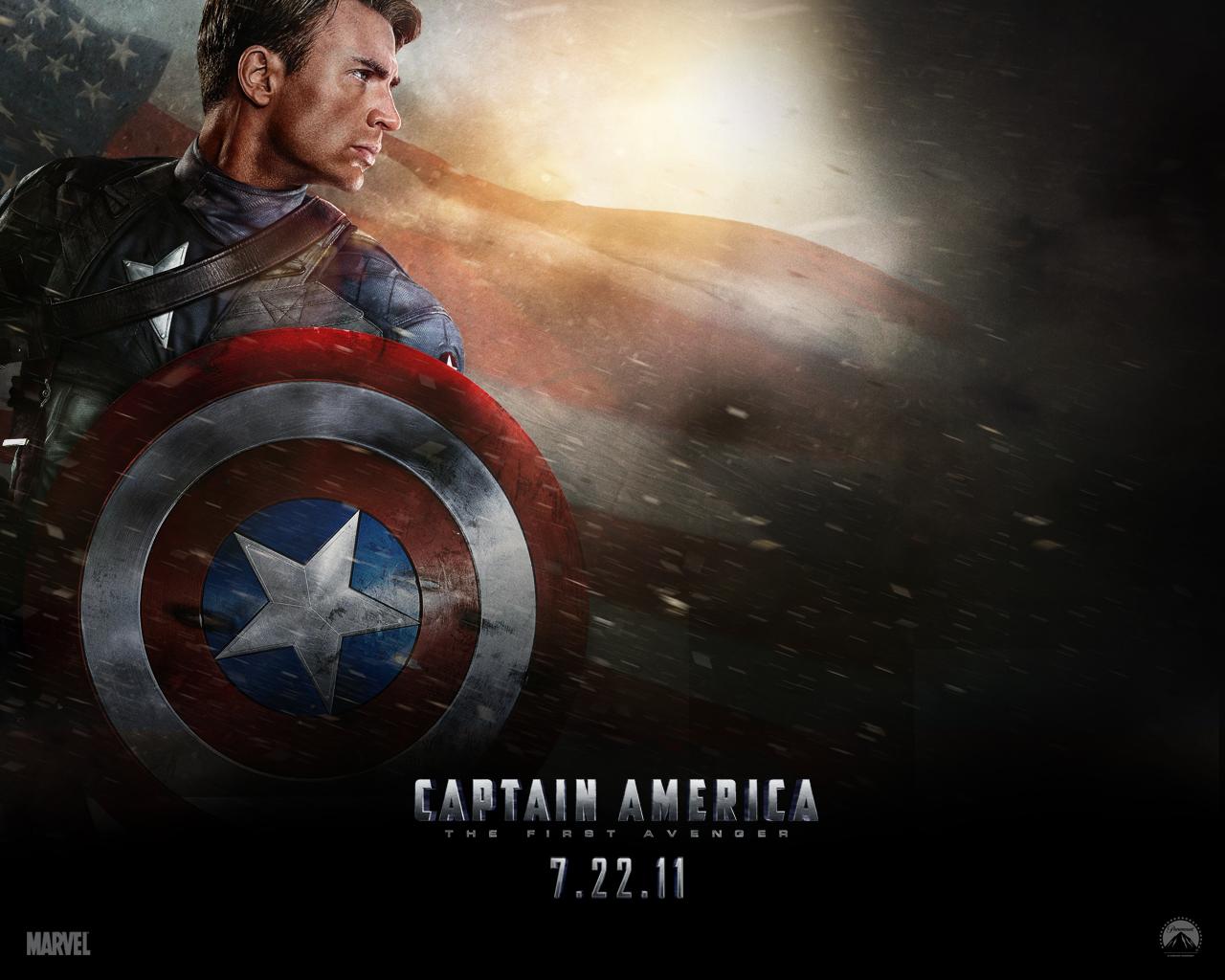 Bilder von Captain America – The First Avenger Film
