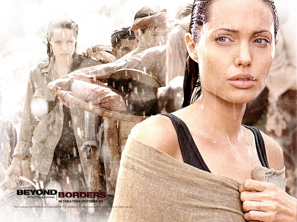 Angelina Jolie Beyond Borders picture angelina jolie beyond borders movies