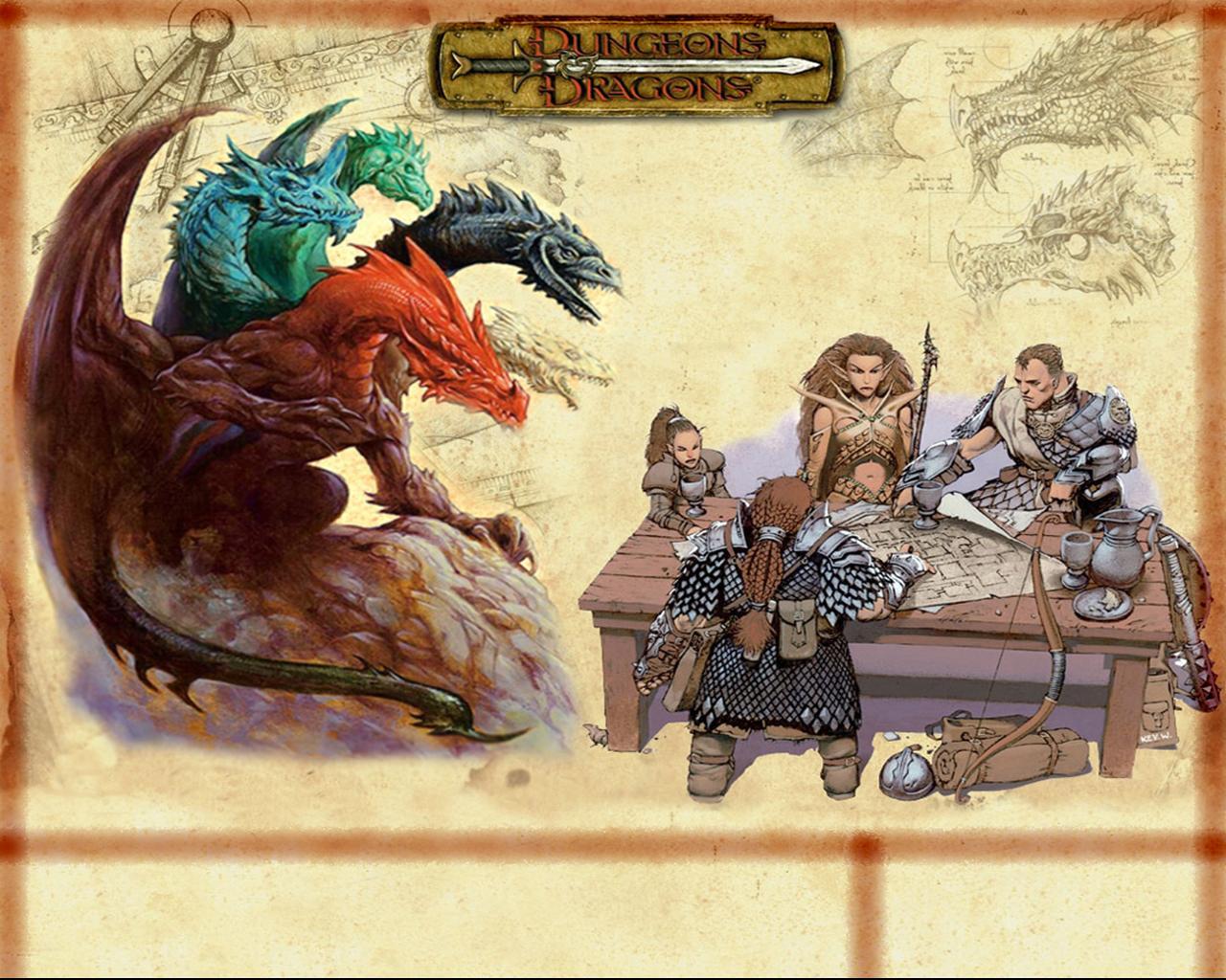 Photos Dungeons Dragons Games