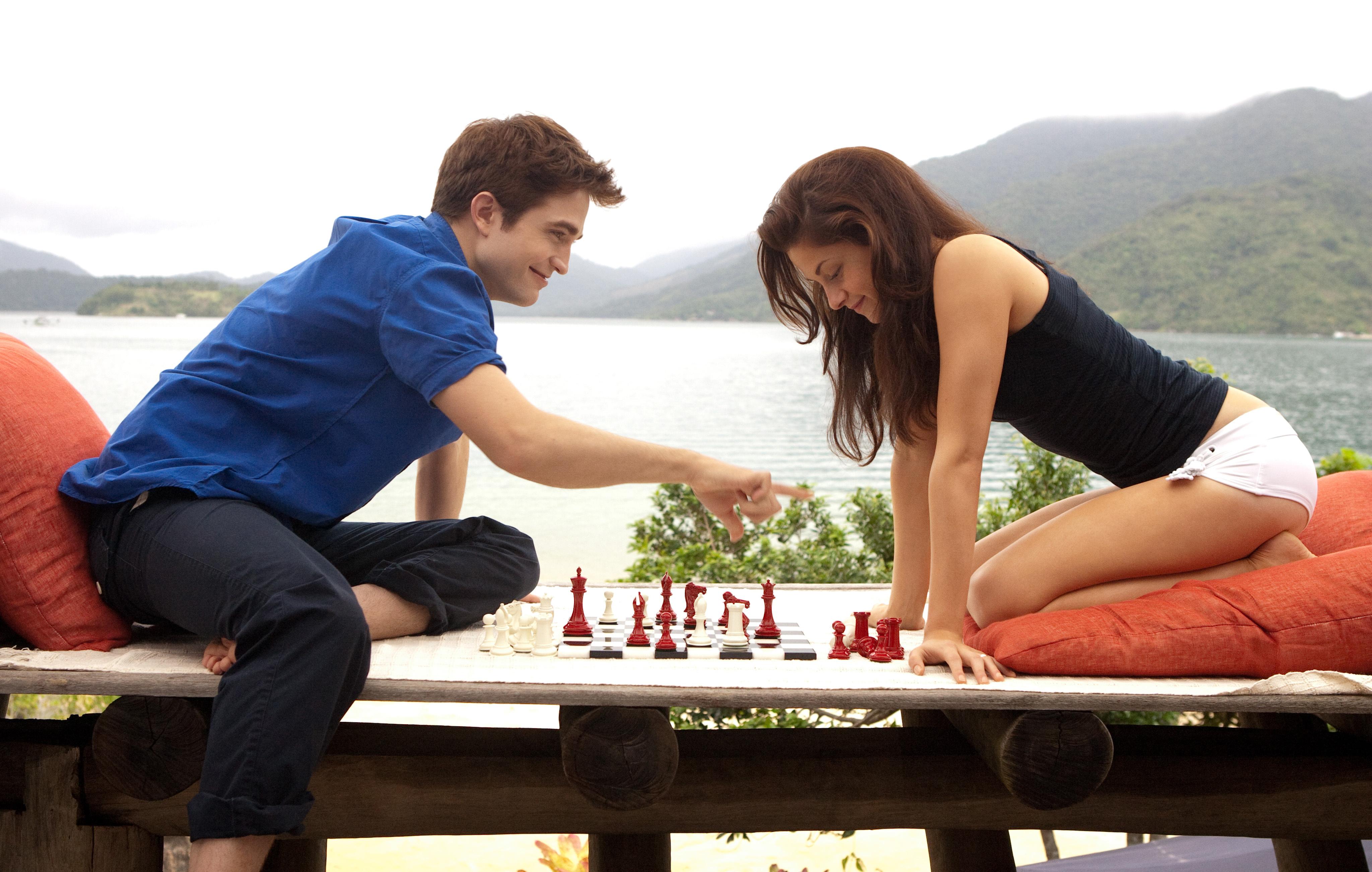 Bilder The Twilight Saga Kristen Stewart Robert Pattinson Filmer film