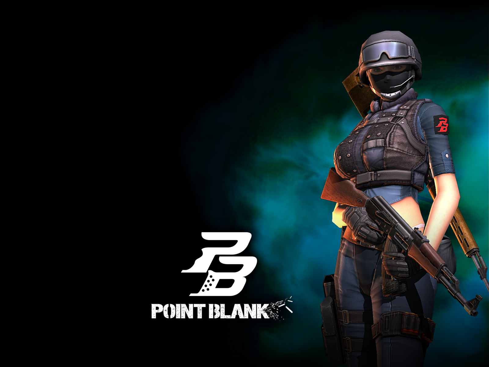 wallpaper point blank games