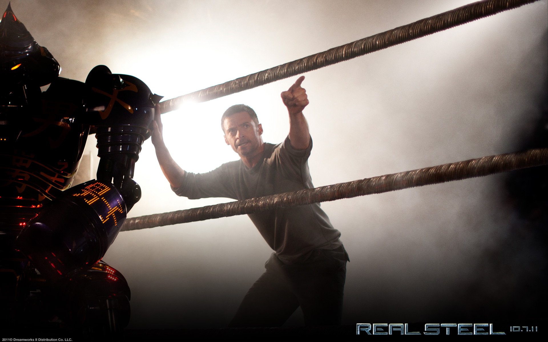 Picture Real Steel Movies 1920x1200