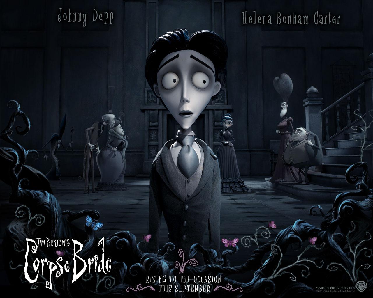 Fondos De Pantalla Corpse Bride Animación Descargar Imagenes