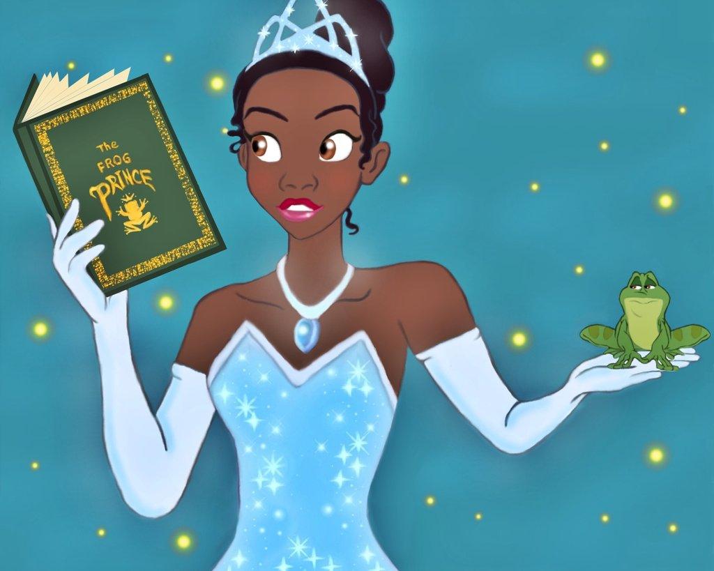 Fonds D Ecran Disney La Princesse Et La Grenouille Dessins