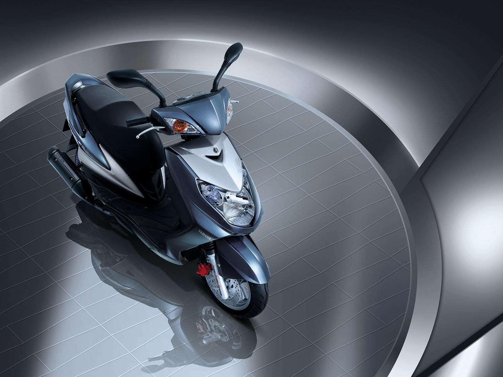 Fotos von Motorroller Motorrad Motorräder