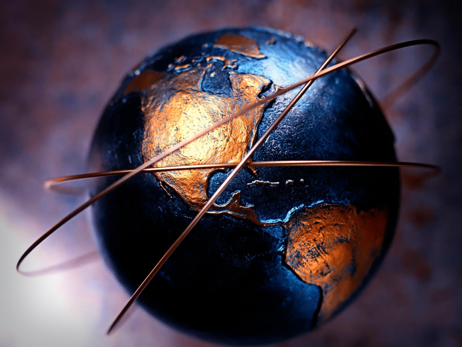 Globe Geography