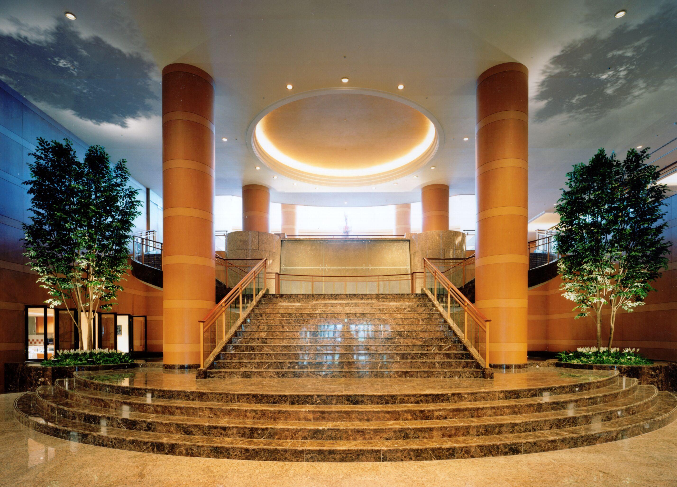 Fondos de pantalla 2856x2052 dise o interior escalera for Escaleras de interior fotos