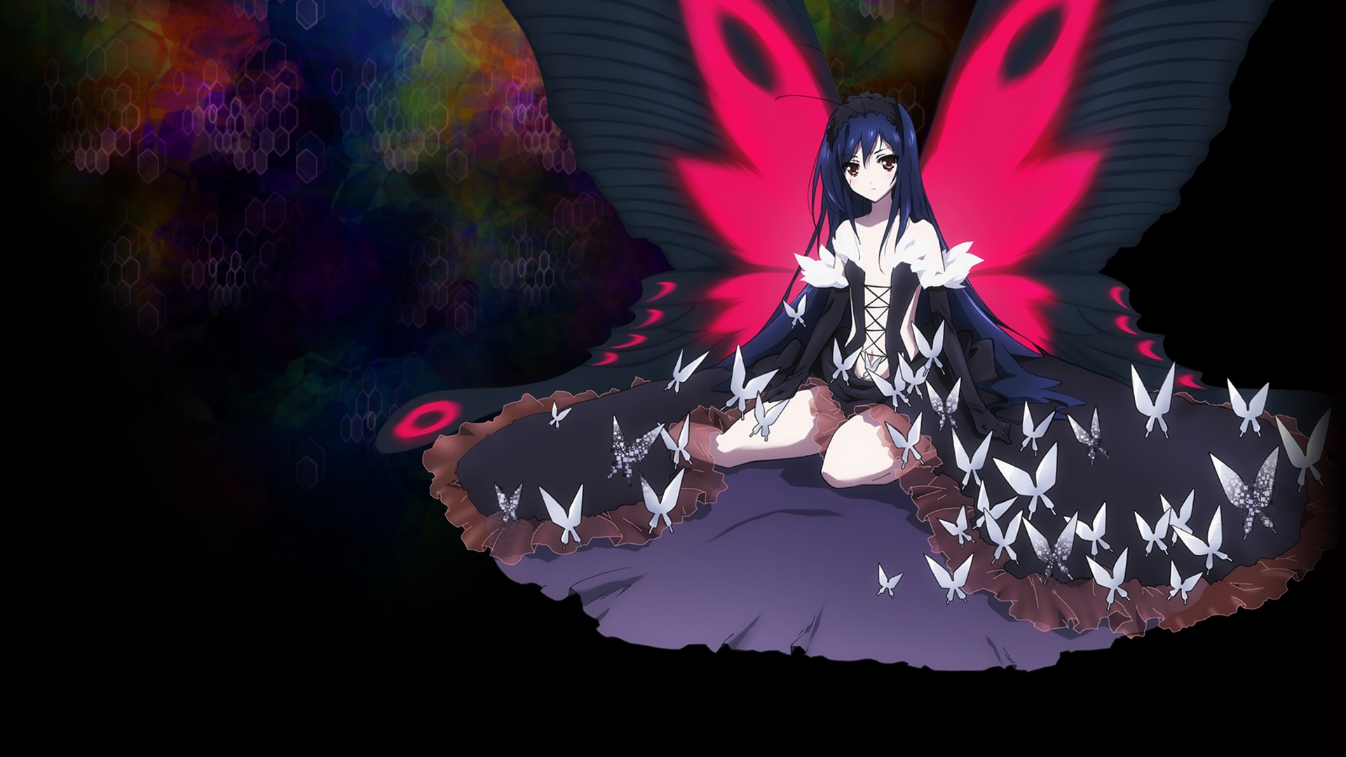 Wallpapers Accel World Girls Anime 1920x1080