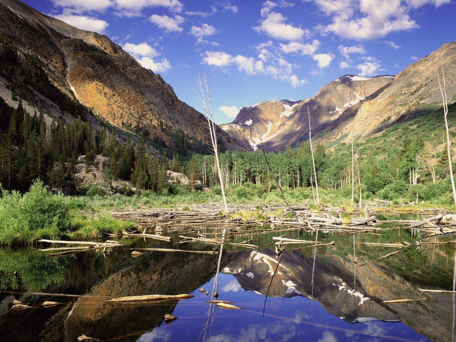 Desktop Wallpapers Sierra Nevada Range Californi Nature