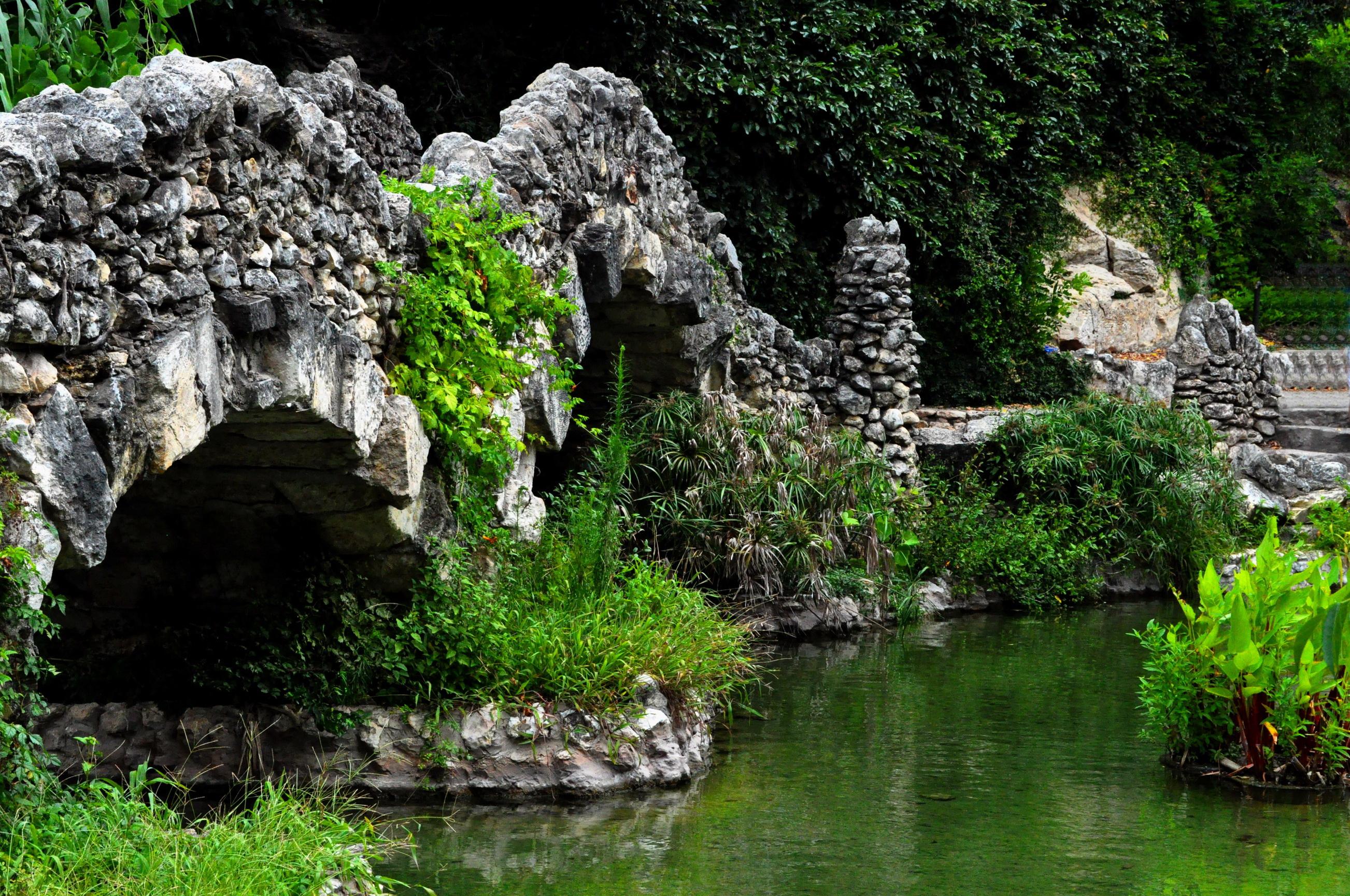 Fonds d 39 ecran jardins tang japanese san antonio texas for Fond d ecran gratuit 974