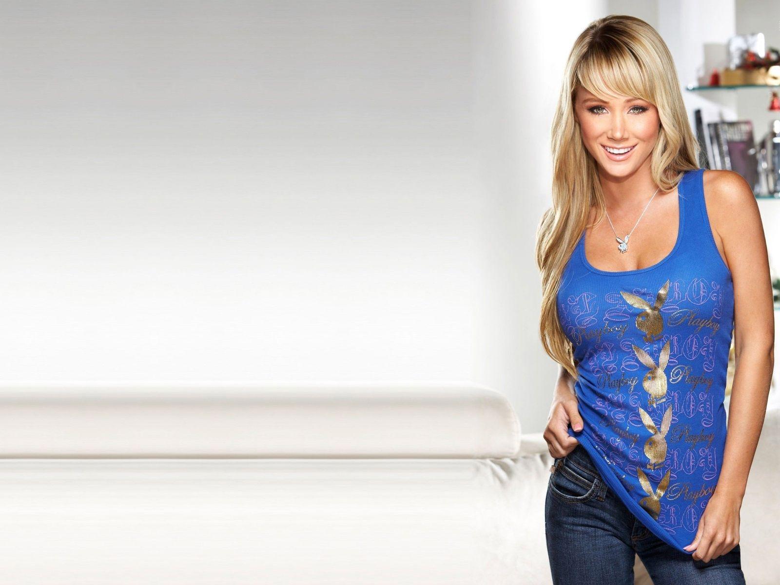 Wallpaper Sara Jean Underwood Girls Singlet Sleeveless Shirt