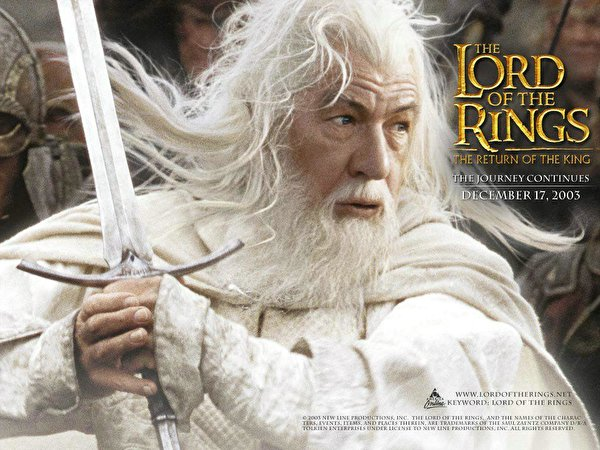 Achtergrond The Lord of the Rings The Lord of the Rings: The Return of the King film 600x450 Films